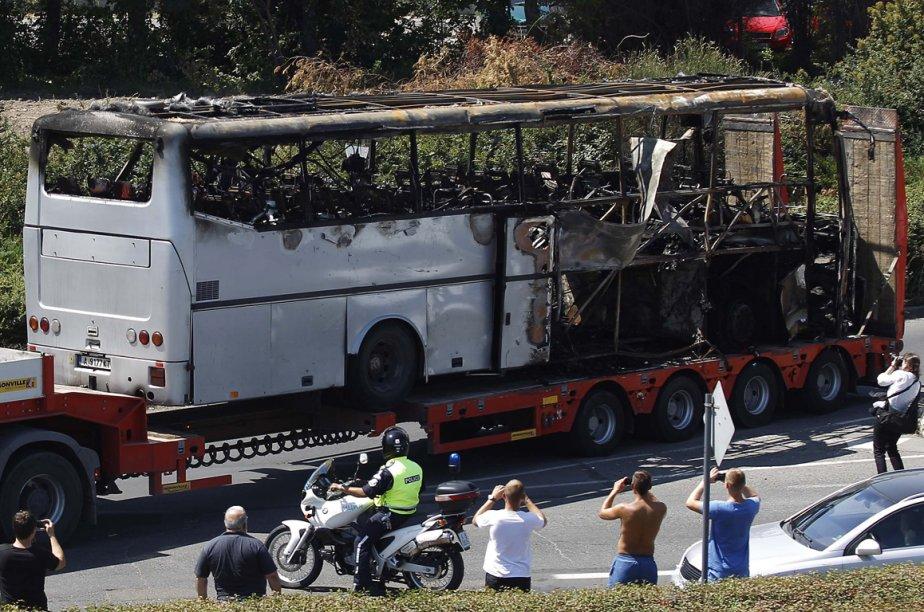 Le Hezbollah a nié toute implication dans l'attentat,... (Photo archives Reuters)