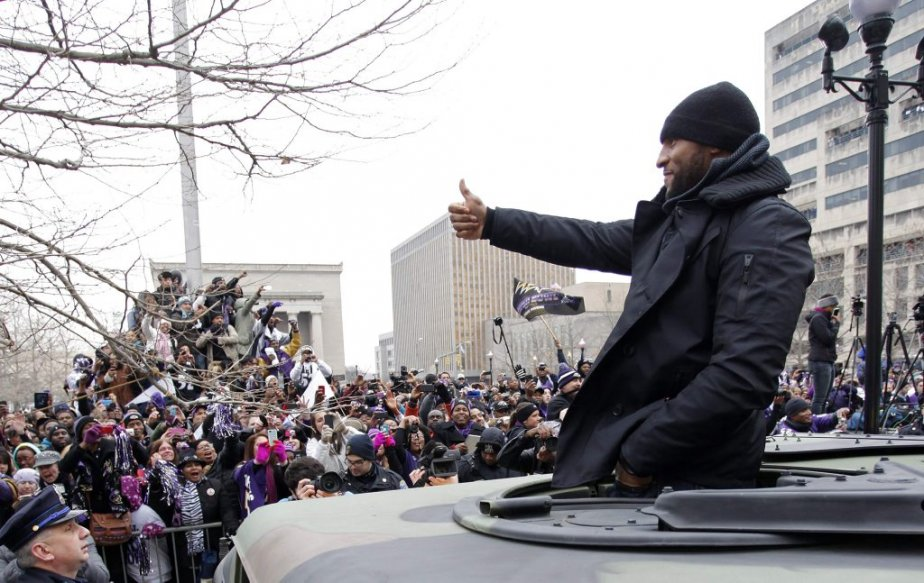 Ray Lewis | 5 février 2013