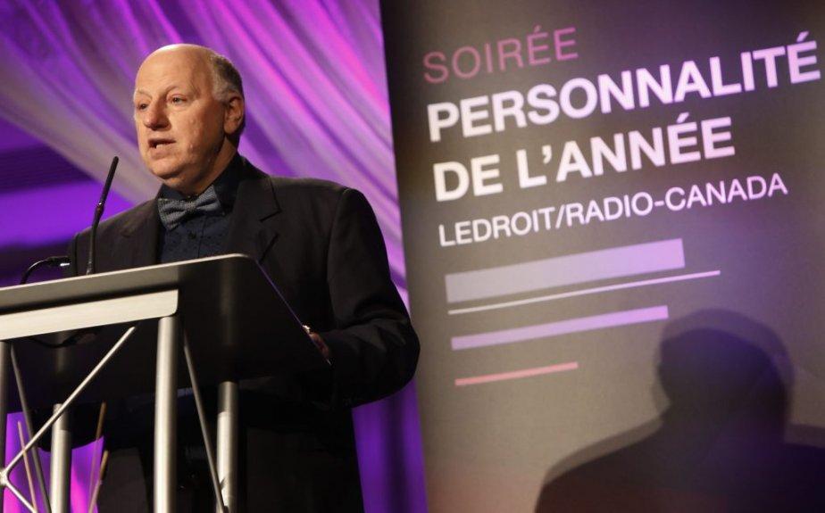 Le gala personnalité de l'Année radio-canada LeDroit à la maison... | 2013-02-06 00:00:00.000