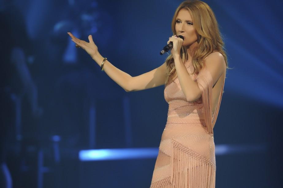 Céline Dion ne sera pas présente... (Photo fournie par les Productions J)