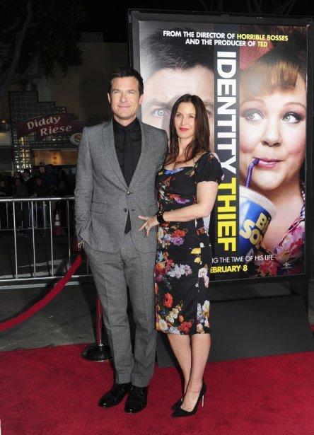 Jason Bateman et sa femme Amanda Anka | 6 février 2013