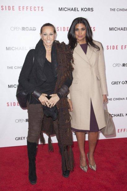 Donna Karan et Rachel Roy | 6 février 2013