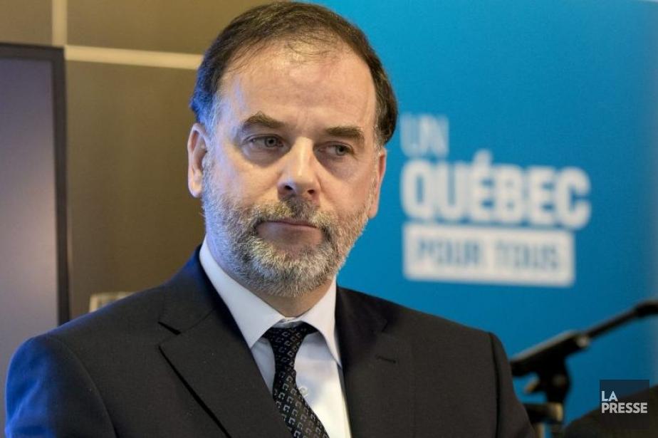 Pierre Duchesne... (Photo Alain Roberge, La Presse)