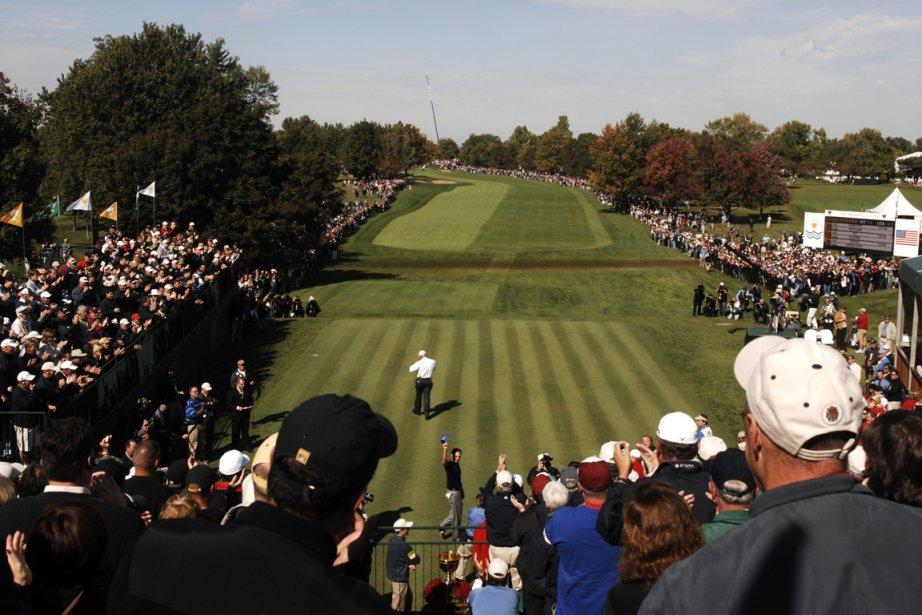 En 2007, le Club de golf Royal Montréala... (Photo Bernard Brault, Archives La Presse)