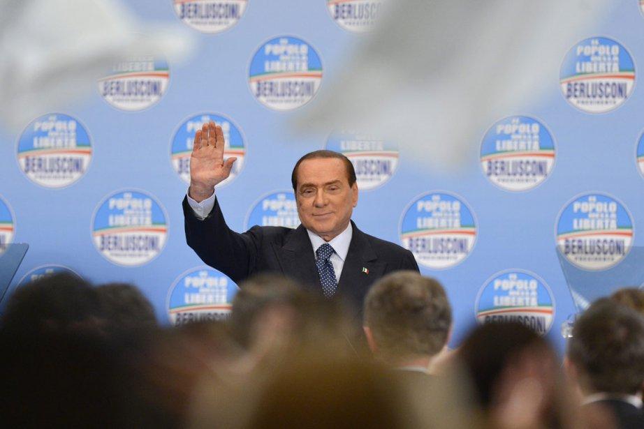 Selon les sondages publiés en Italie, la coalition... (Photo: Reuters)