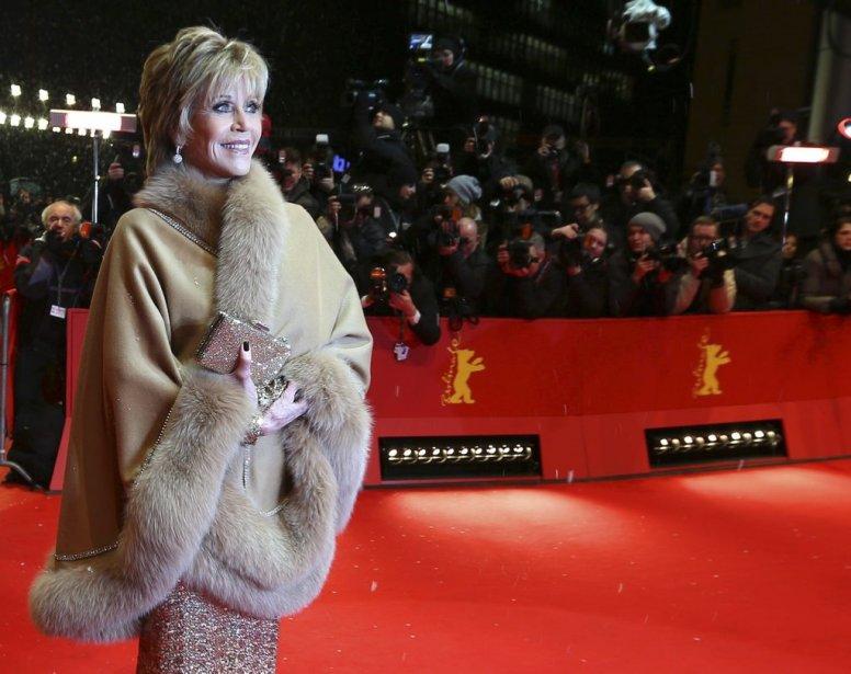 Jane Fonda | 7 février 2013