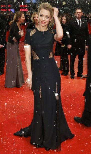 L'actrice allemande Heike Makatsch | 7 février 2013