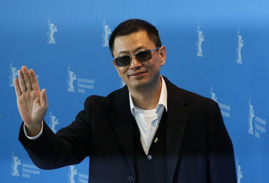 Le réalisateur Wong Kar-wai | 7 février 2013