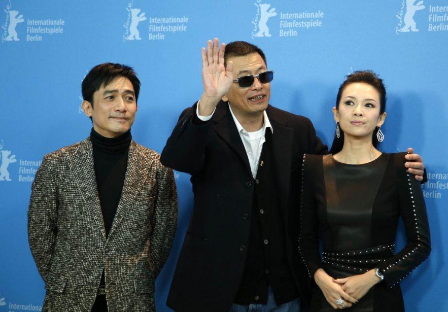 Tony Leung Chiu Wai, Wong Kar-wai et Zhang Ziyi | 7 février 2013
