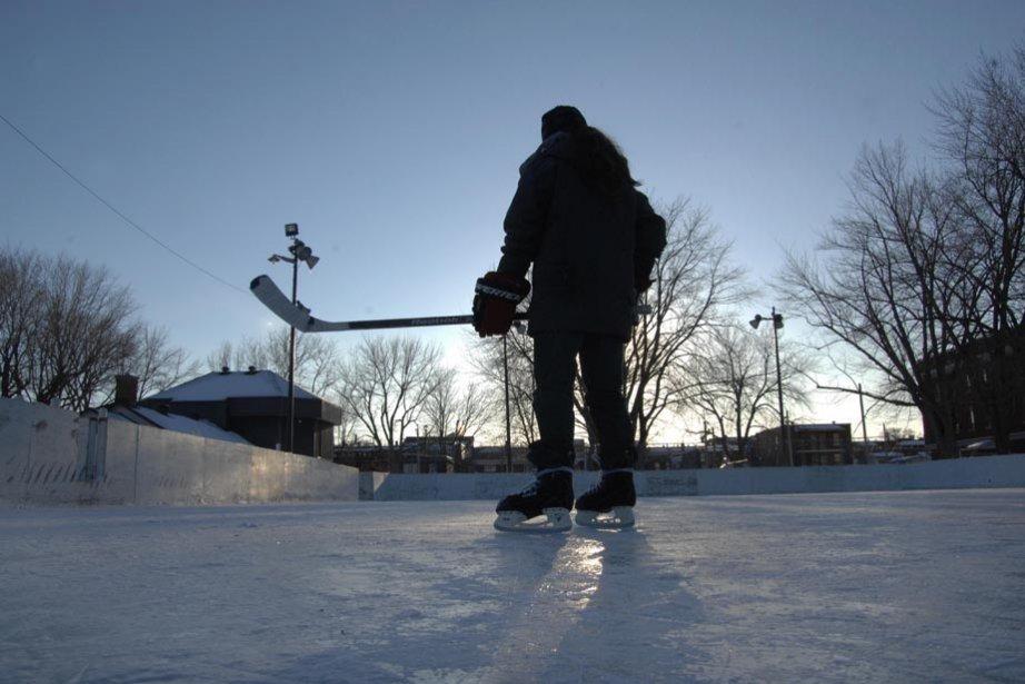 Trois rivi res veut une patinoire ext rieure r frig r e for Patinoire exterieur montreal