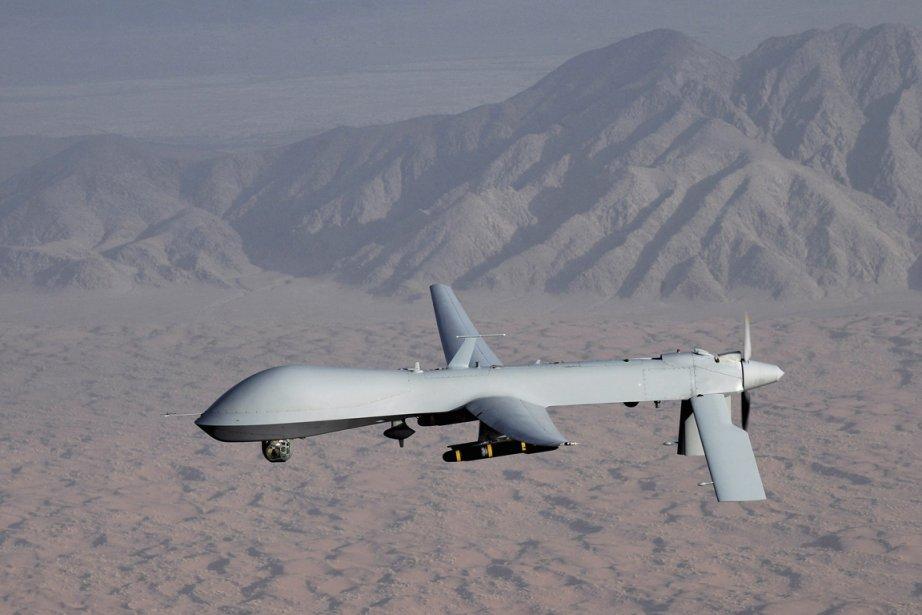 Selon le Bureau of Investigative Journalism, une organisation... (PHOTO REUTERS/ ARMÉE DE L'AIR AMÉRICAINE)