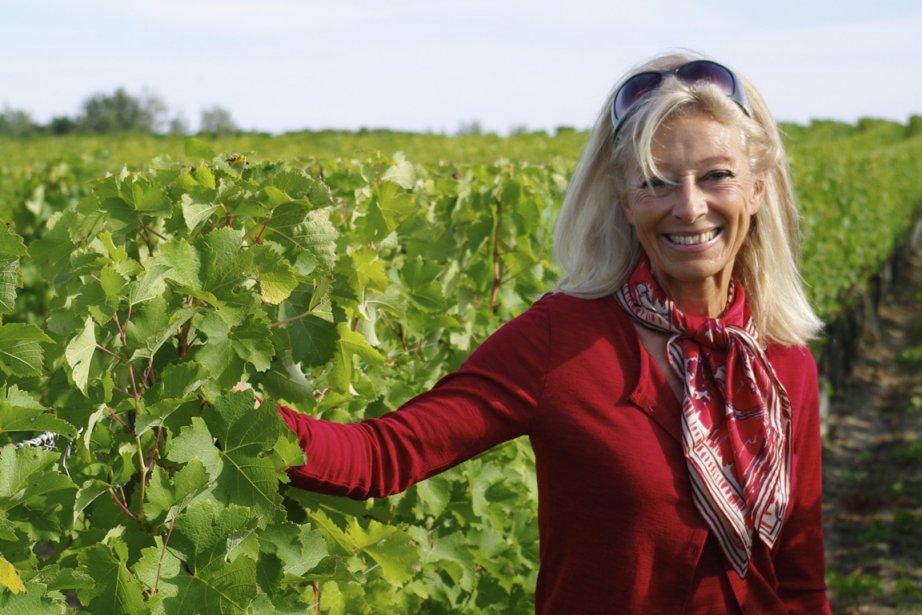 Dany Rolland élabore les vins des réputés châteaux... (Photo fournie par Dany Rolland)