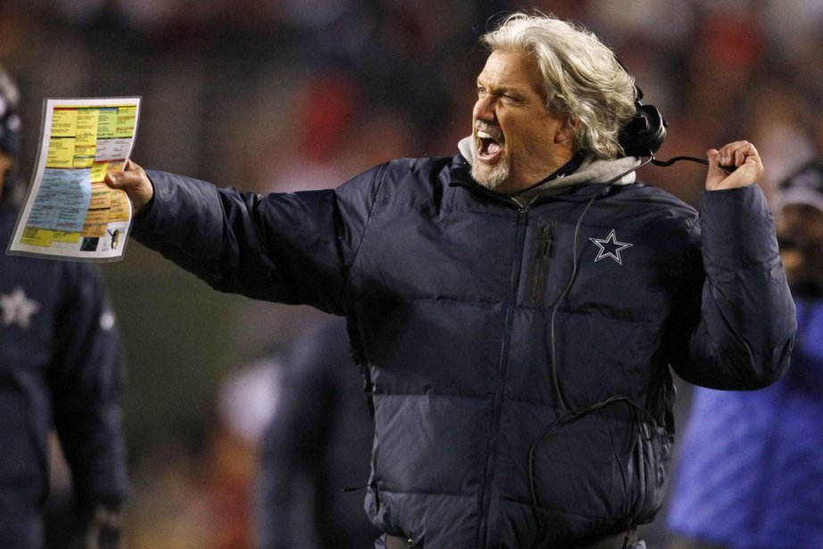 L'ex-coordonnateur défensif des Cowboys de Dallas, Rob Ryan.... (Photo: Reuters)