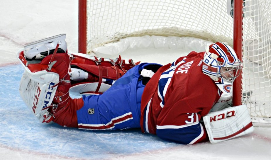 Carey Price (Photo Bernard Brault, La Presse)