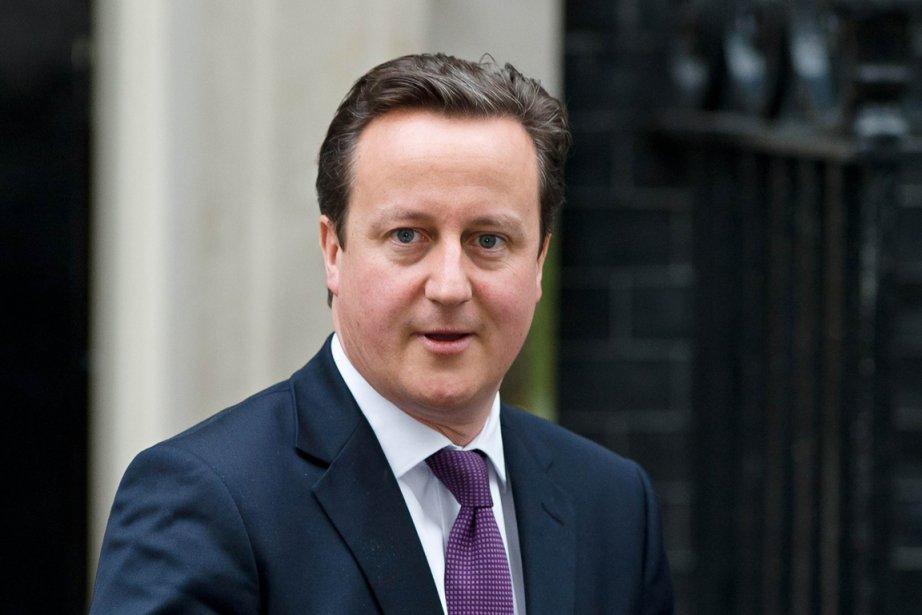 Selon le premier ministre Cameron, briser cette union... (PHOTO LEON NEAL, AFP)