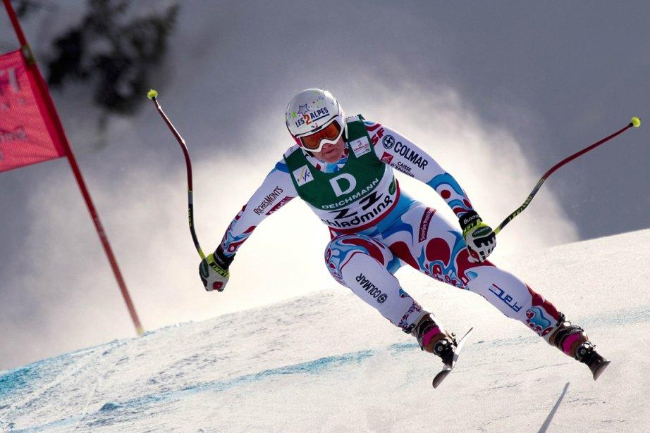 Marion Rolland... (Photo : Olivier Morin, AFP)
