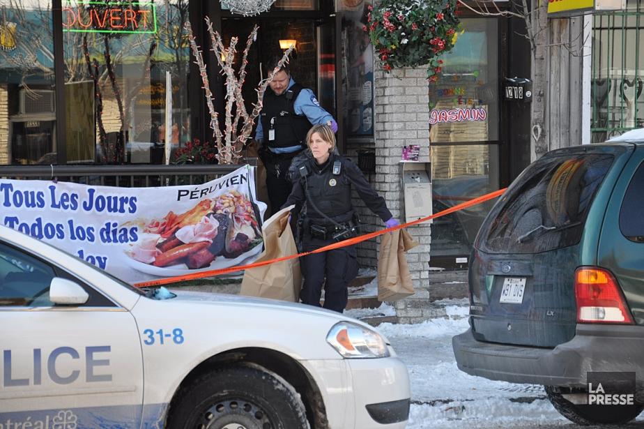 L'agression est survenue dimanche matin dans un établissement... (Photo: Sylvain Ryan, collaboration spéciale)