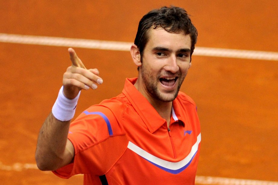 Marin Cilic... (Photo Tiziana Fabi, archives AFP)