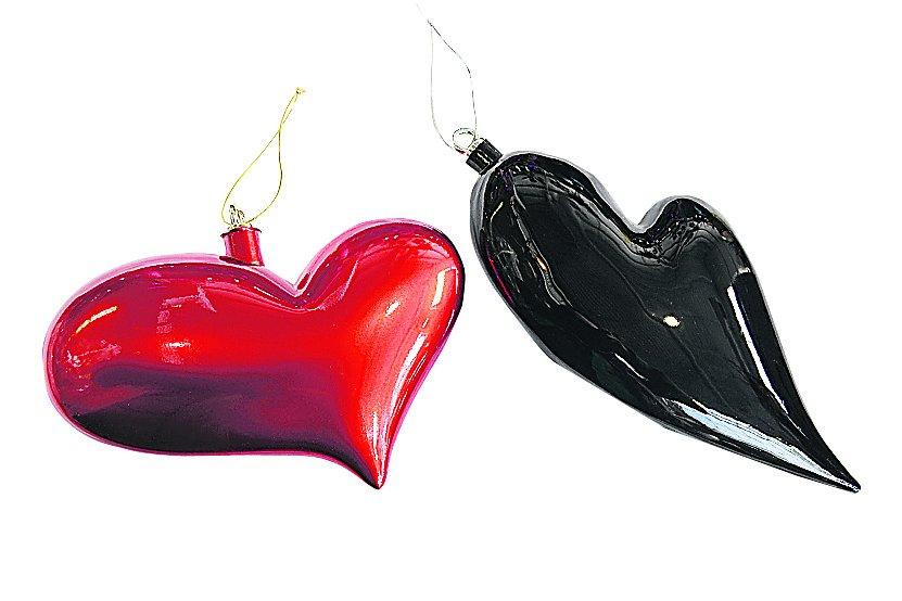 Cœurs à suspendre, 35$ chacun chez Floralies Jouvence, 2020, avenue Jules-Verne, Québec, 418872-0869 | 10 février 2013