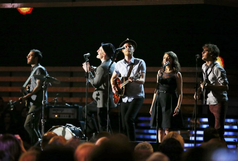The Lumineers (Photo Reuters)