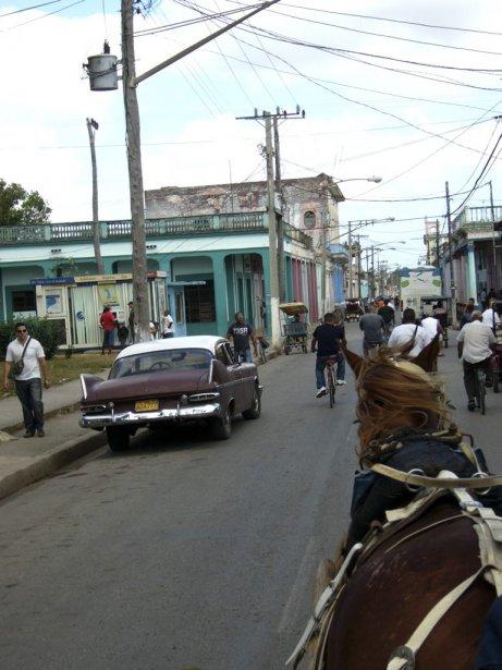 La ville de Moron. | 11 février 2013