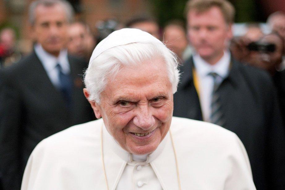 Le voyage de quatre jours de Benoît XVI... (PHOTO LEON NEAL, ARCHIVES REUTERS)
