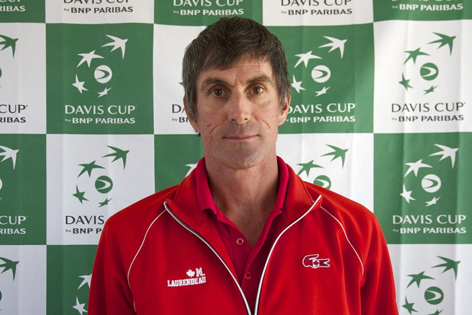 Martin Laurendeau... (Photo: fournie par Tennis Canada)