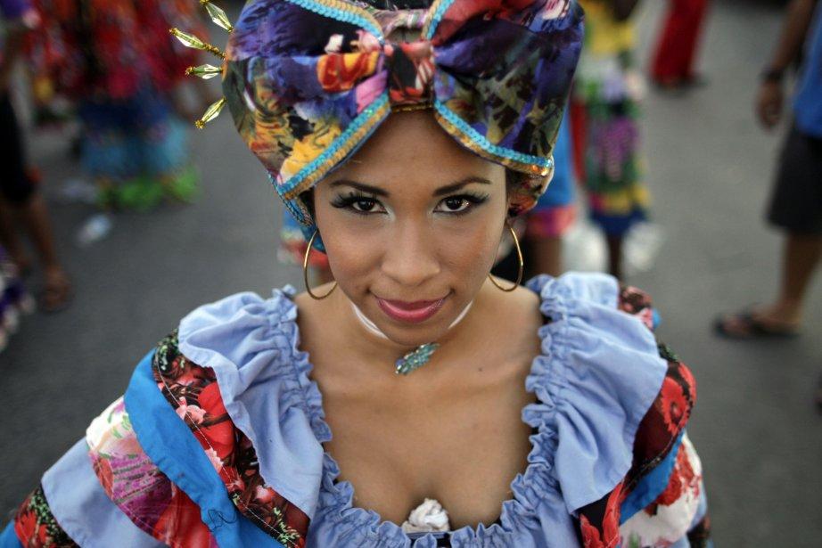 Carnaval à Panama City. | 11 février 2013