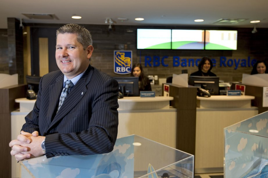 Au Québec, Martin Thibodeau, président de la Direction... (Photo Alain Roberge, La Presse)