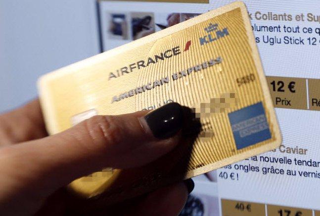 American Express a lancé lundi un service d'achats et de paiements utilisant...