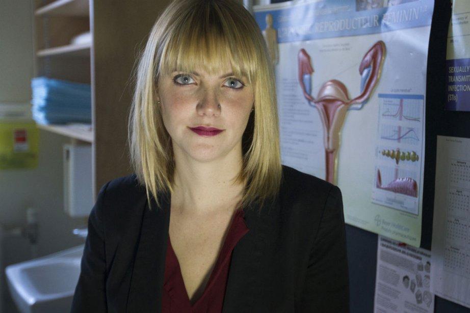 La Dre Holly Agostino, pédiatre à l'Hôpital de... (Photo Ivanoh Demers, La Presse)