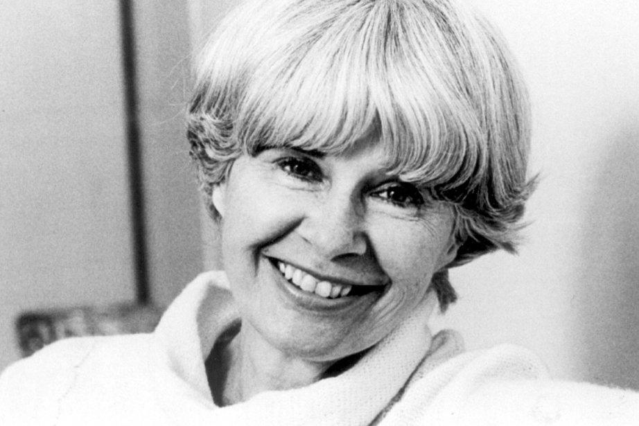 Anne Hébert... (Photo: archives La Presse)