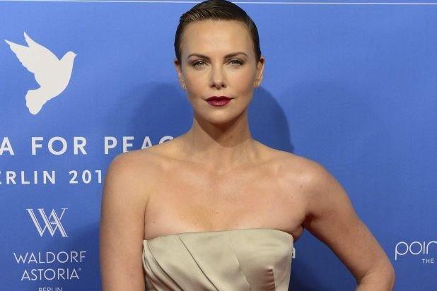 Charlize Theron à la Berlinale.... (Photo: AFP)