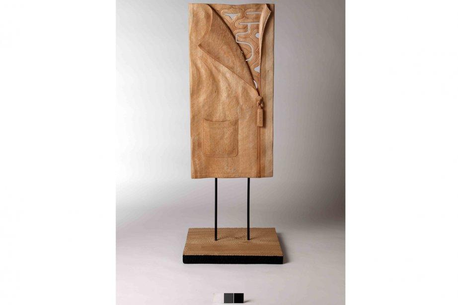 Identité 1, 2011 du sculpteur Toru Kaizawa.... (Photo: fournie par le Musée des beaux-arts du Canada)