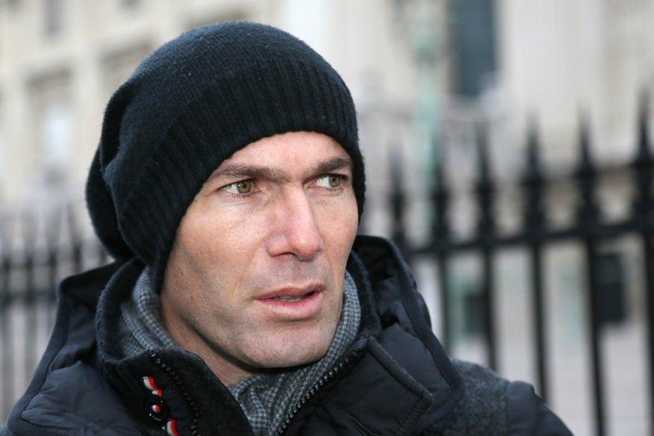 Zinédine Zidane est actuellement directeur sportif du Real... (PHOTO LOIC VENANCE, AFP)