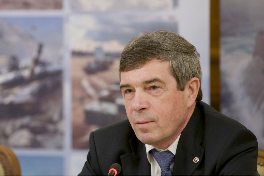 «Il n'y a pas de sanctions (du Conseil... (PHOTO IVAN SECRETAREV, AP)