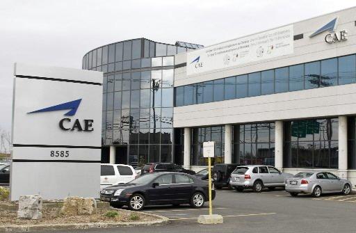 Les actions de CAE (