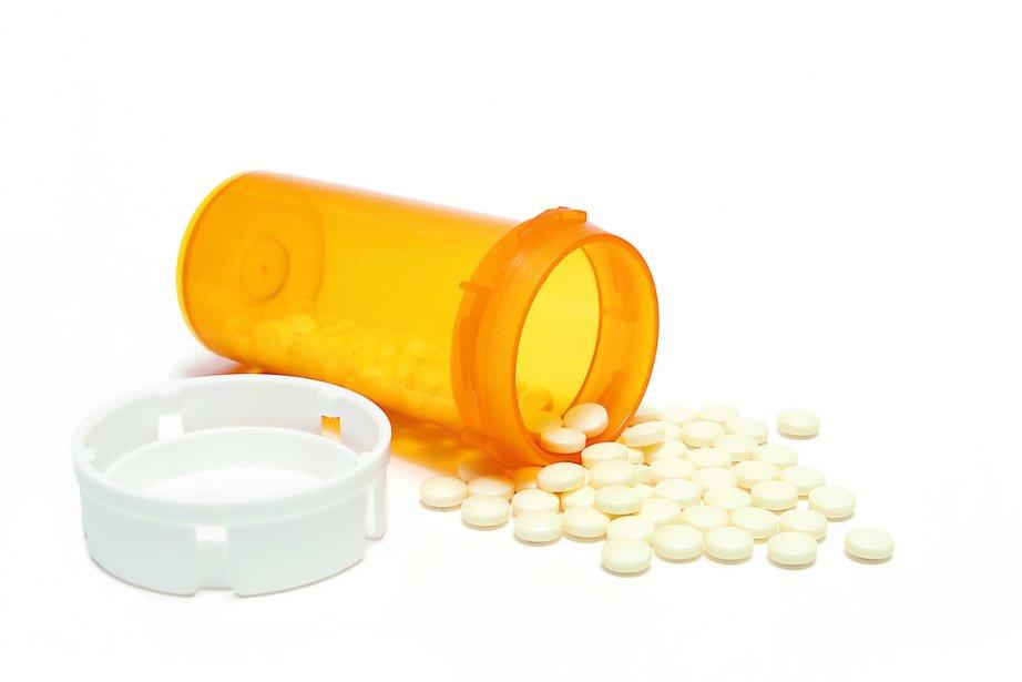 Une consommation régulière d'aspirine augmente de deux à... (Photo La Presse)