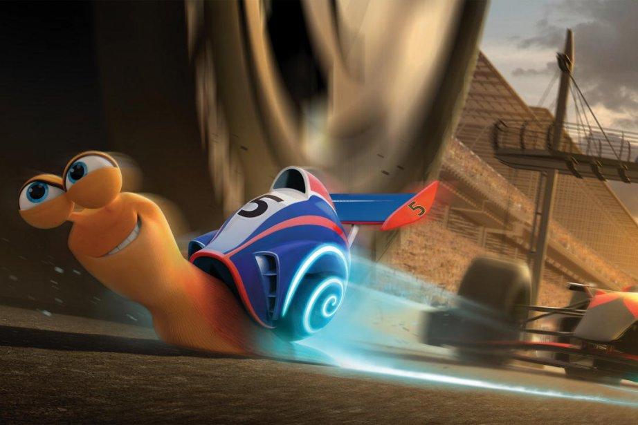 Turbo... (Photo: fournie par Dreamworks)