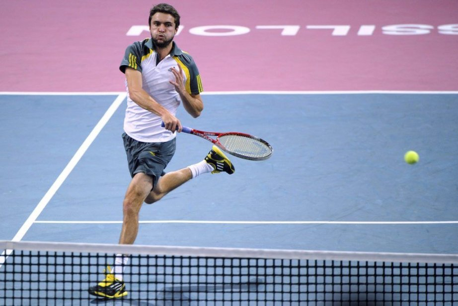 Le Français classé cinquième affrontera le vainqueur du... (PHOTO SYLVAIN THOMAS, AFP)