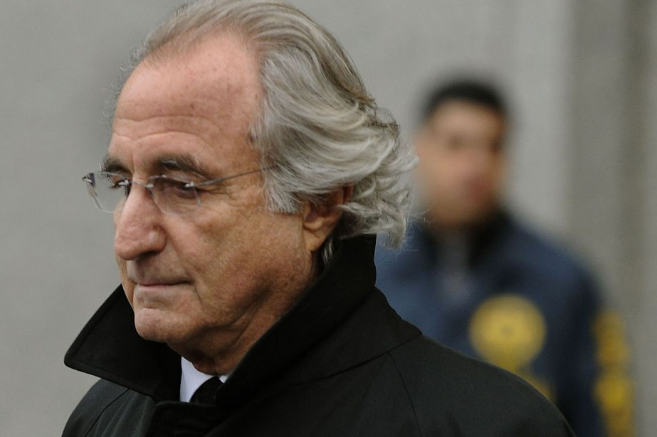 Bernard Madoff... (PHOTO TIMOTHY A. CLARY, ARCHIVES AFP)