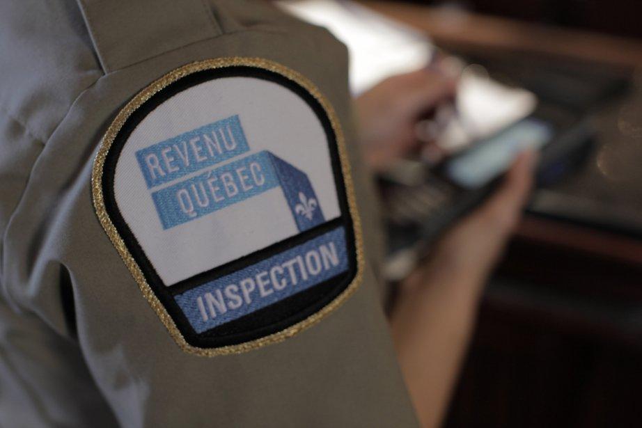 Afin de souligner le «rendement... (Photo fournie par Revenu Québec)