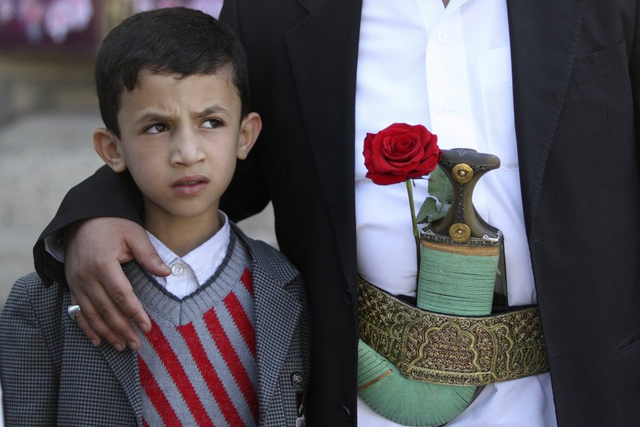Sanaa, au Yémen. | 14 février 2013