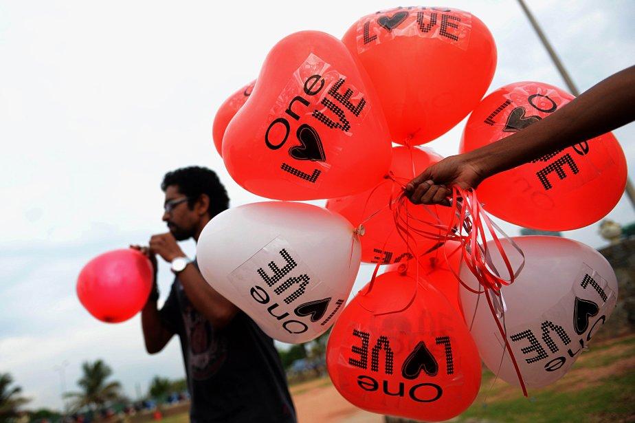Colombo, au Sri Lanka. | 14 février 2013
