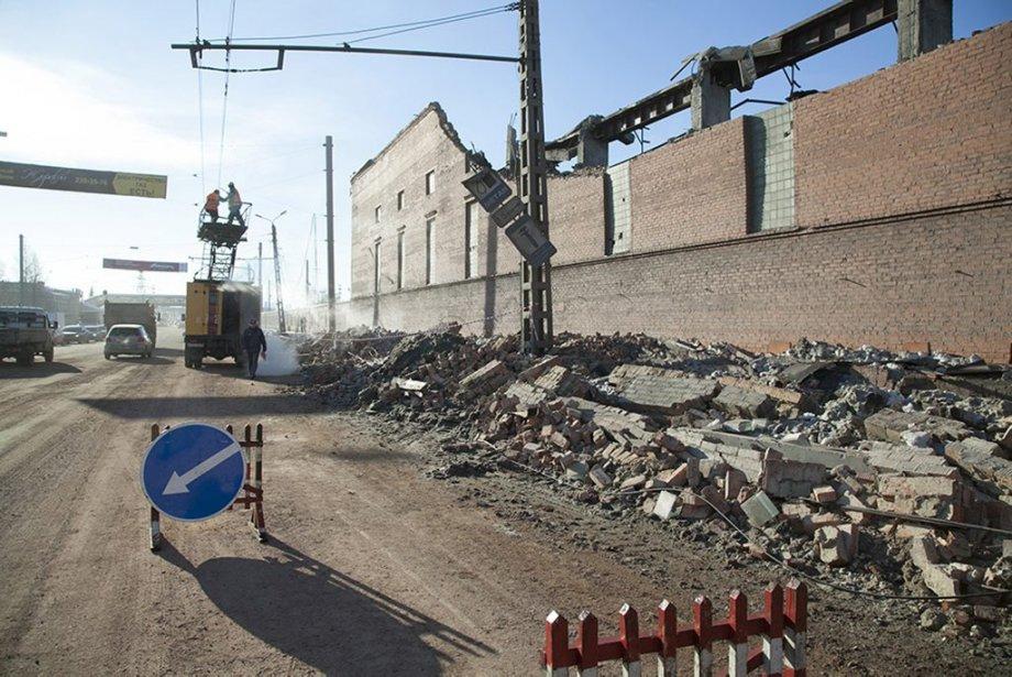 Dégâts à Chelyabinsk. | 15 février 2013