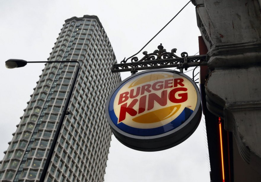 La chaîne de restauration rapide Burger King (