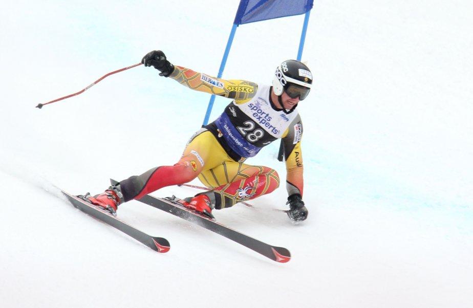 Compétition à Ski bromont | 15 février 2013