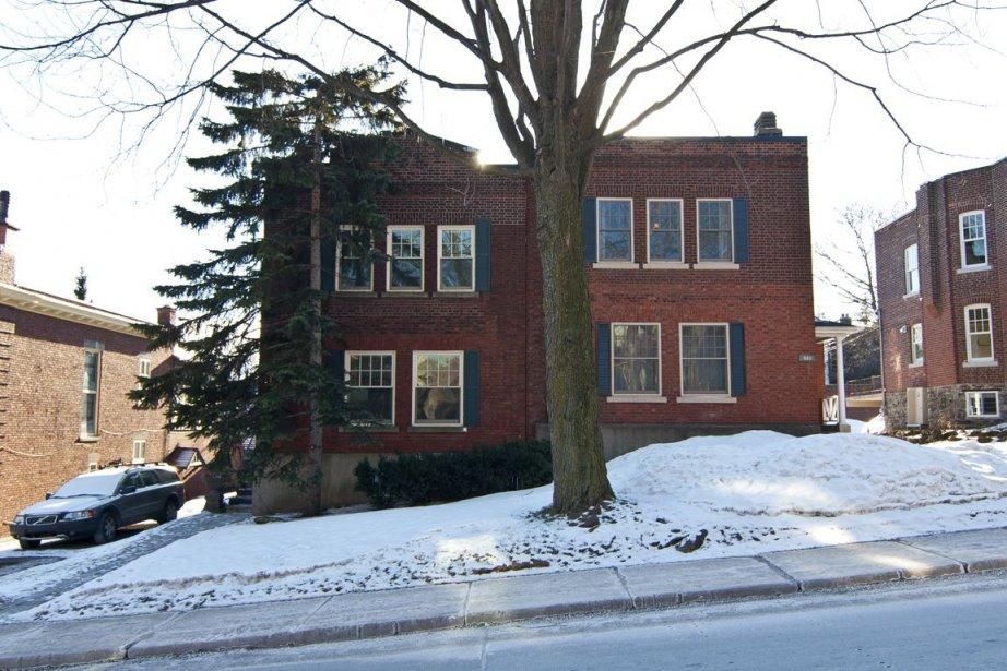 Ginette Handfield a acquis une maison à Westmount, rue Grosvenor, après avoir...