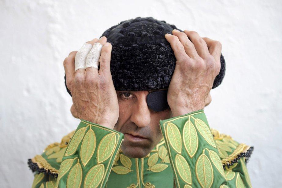 Daniel Ochoa de Olza remporte le deuxième prix dans la catégorie «portraits observés» grâce à son photoreportage sur le retour dans l'arène du matador Juan Jose Padilla. | 15 février 2013