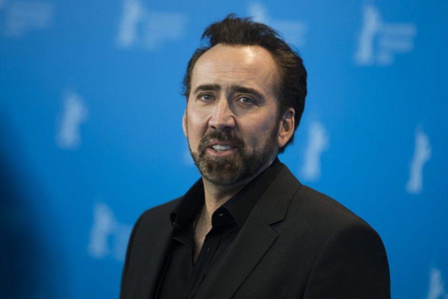 Nicolas Cage, vedette de The Croods. | 15 février 2013